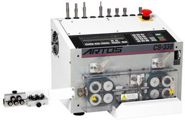 Artos CS-338 Cut and Strip Machine