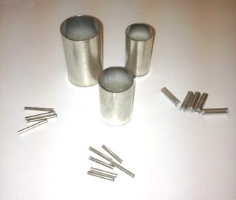 B01508 / 006030 Uninsulated Ferrules