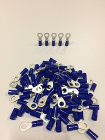 101022 - Ikuma Insulated Ring Terminals