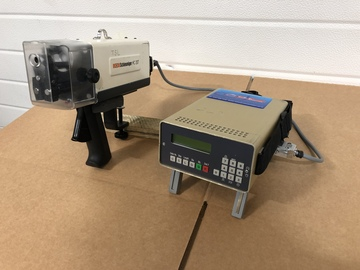 Schleuniger HC207 Coax Stripping Machine (used)