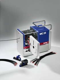 GLW MC25 Stripping & Crimping Machine