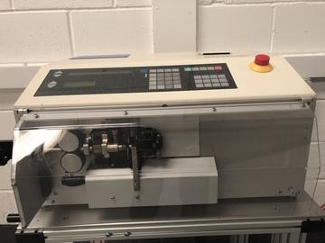 Schleuniger CS9100 Cutting & Stripping Machine (used)