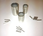 0.25mm Uninsulated Ferrules