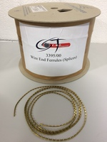3395/00 Wire End Ferrules (Splices)