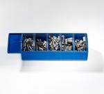 S20700BU Uninsulated Ferrule Slide Box