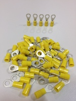 101036 - Ikuma Insulated Ring Terminals