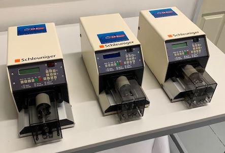 Schleuniger mp 257 user manual