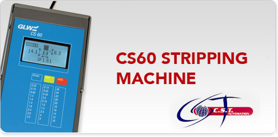 GLW CS60 Display