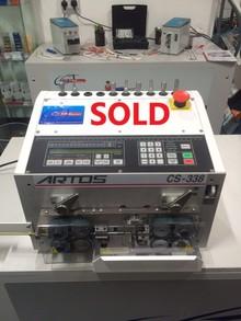 Artos CS-338 Cutting & Stripping Machine (Used)
