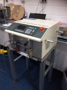 Schleuniger OS9400 Cutting & Stripping Machine (used)